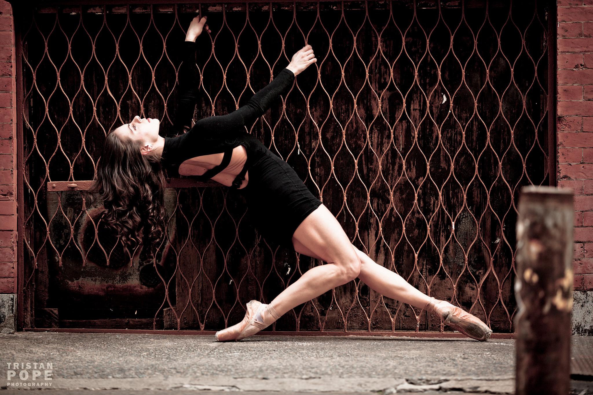 Metal Fence Ballet