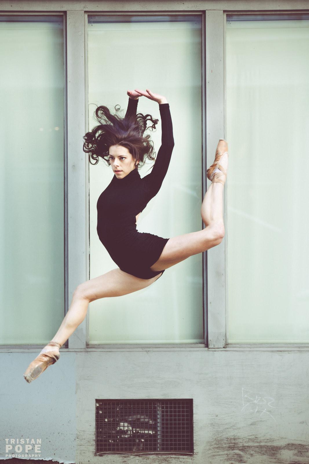 Teal Ballet